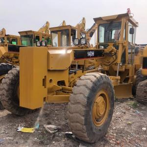 USED  CAT  140H  JAPAN  MOBILE  GRADER