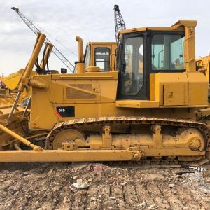 USED   JAPAN  BRAND  CAT  D6D  HYDRAULIC  BULLDOZER
