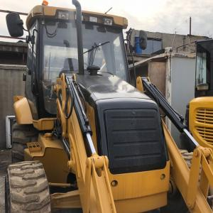 USED JAPAN  CAT  416E  HYDRAULIC  BACKHOE