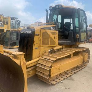 USED  JAPAN  ORIGINAL  CAT  D5K  HYDRAULIC  BULLDOZER