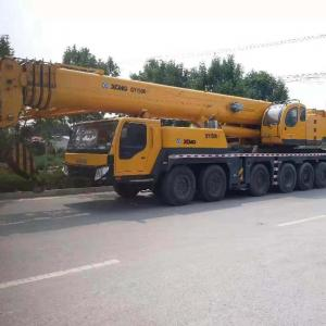 USED  XCMG  130TON   CHINA  TRUCK  CRANE